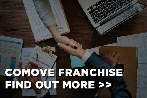 Own an Estate Agency Franchise from Comove