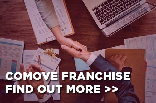 Franchise Comove | Becoming a CoMove Franchisee